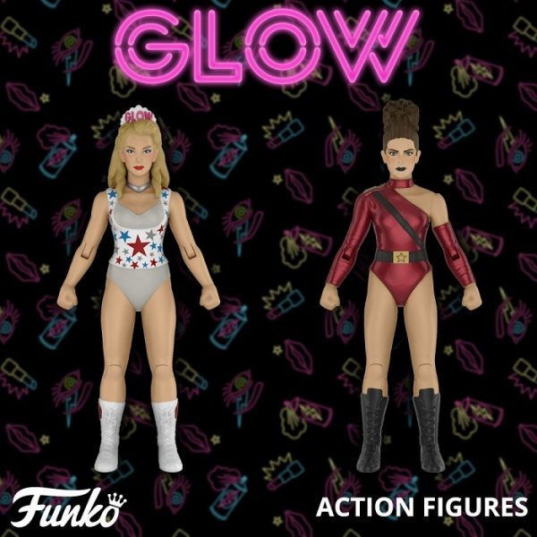 Funko Action Figure 2018, Toy NUEVO Debbie /& Ruth 2PK Glow