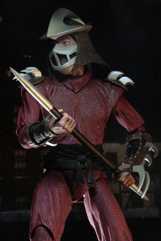 Tmnt 1990 Movie Shredder 1 4 Scale Figure By Neca Serpentor S Lair